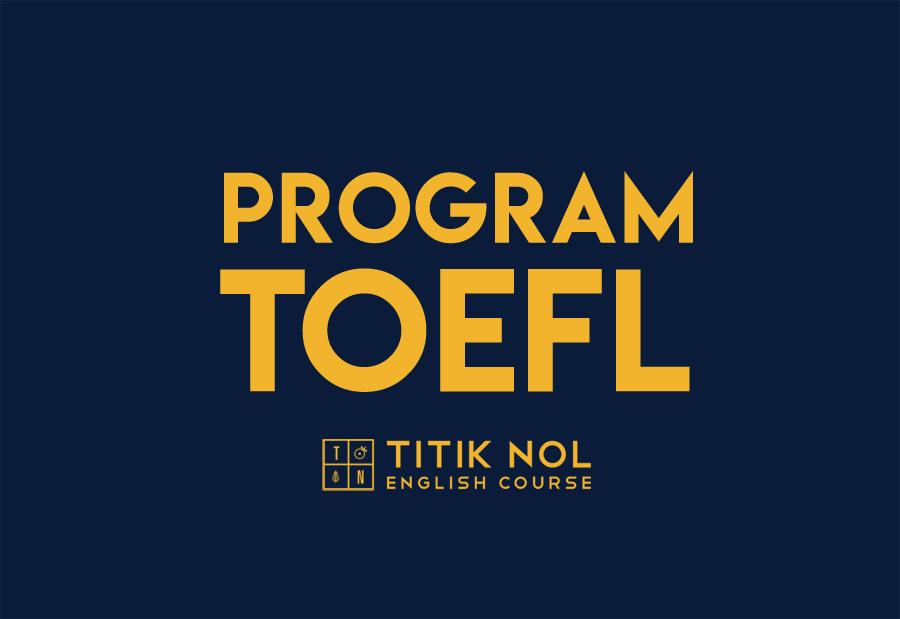 Kursus TOEFL Kampung Inggris Pare